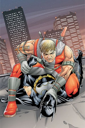 Batgirl versus Cain