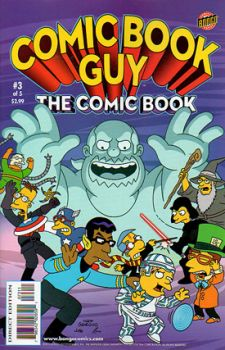Comic Book Guy 3