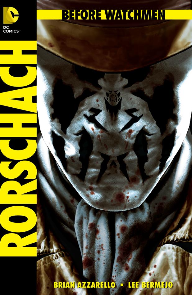 Before Watchmen Rohrshach