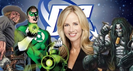 Diane Nelson now heads DC Entertainment
