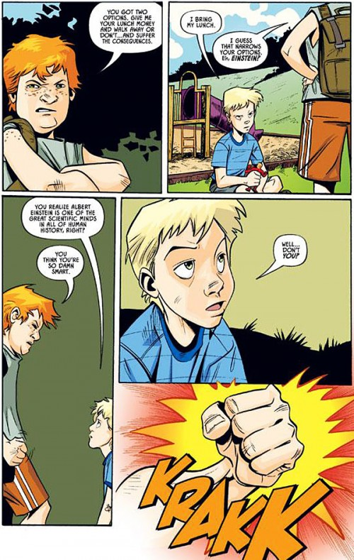 Dr. Horrible comic book preview