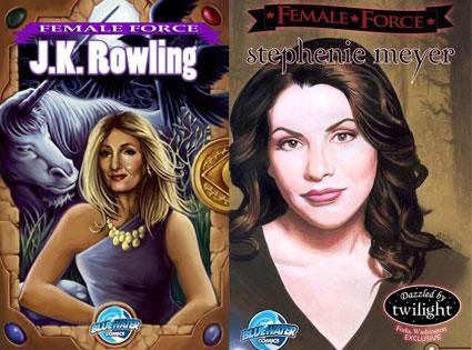 JK Rowling versus Stephenie Meyers