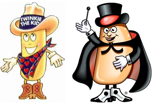 Twinkie The Kid and Fruit Pie The Magician