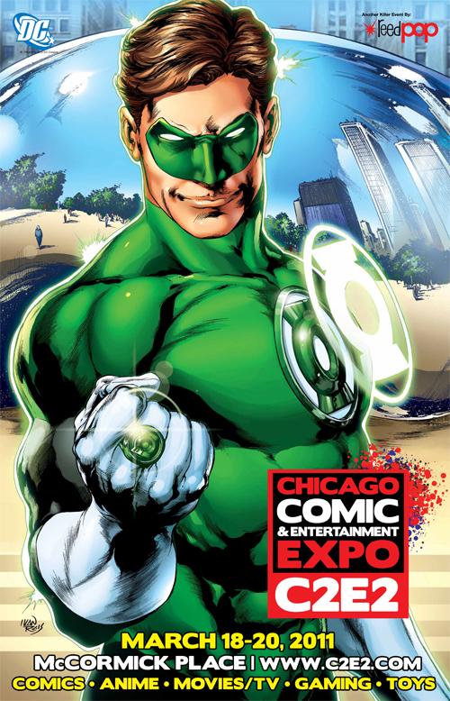 Green Lantern C2E2
