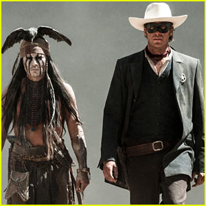 Lone Ranger & Tonto
