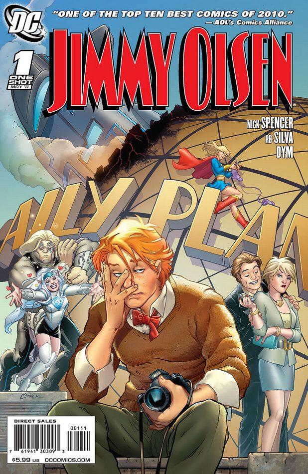 Jimmy Olsen 1