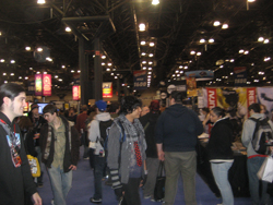New York Comicon - Crowd