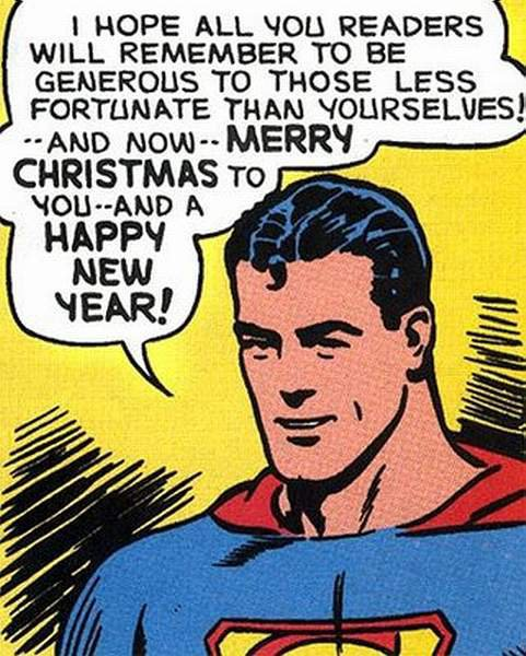 Superman Christmas