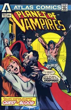 Planet of Vampires 2