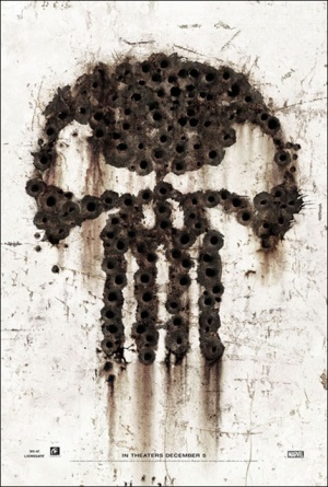 Punisher War Zone movie poster