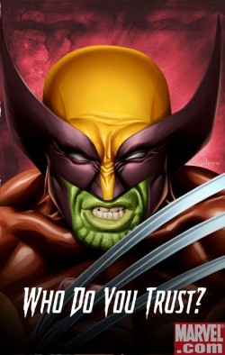 Secret Invasion - Skrull Wolverine