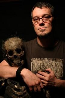 Horror writer Steve Niles