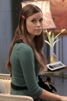Summer Glau as Bennett in Dollhouse