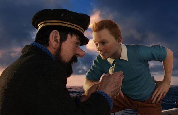 Tintin Movie