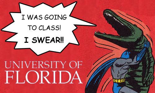University of Florida Comic Book School
