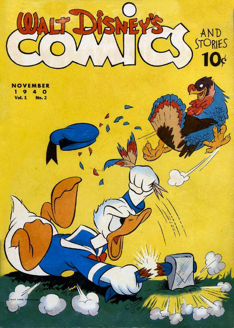 Walt Disney's Comics & Stories