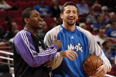 Ron Artest, Hedo Turkoglu - Fantasy Basketball