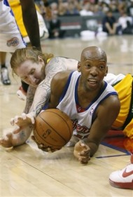 Sam Cassell - Robert Swift - Fantasy Basketball
