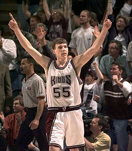 Jason Williams Sacramento Kings