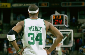 Paul Pierce 24 shot clock