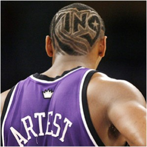 Ron Artest King