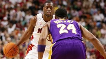 Wade vs Kobe