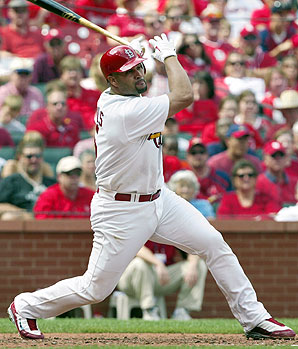 Albert Pujols deadline for contract negotiations on February 16th