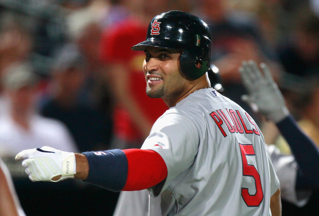 Albert Pujols, better than Jose Reyes?