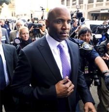 Barry Bonds guilty on one count of obstruction of justice