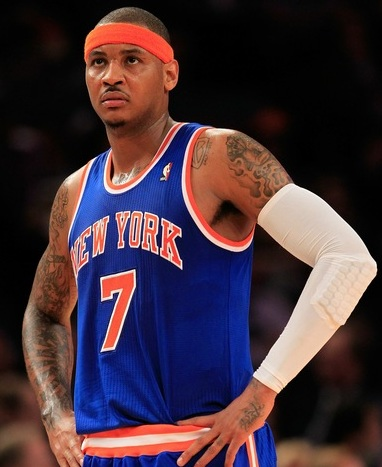 Carmelo Anthony trade to the New York Knicks review