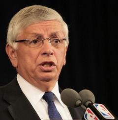 David Stern is gone fishing