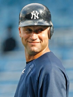 Derek Jeter Re-signs