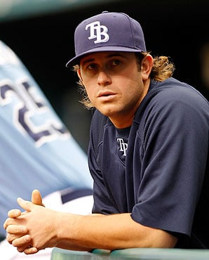 Evan Longoria and the Tampa Bay Rays are sitting atop the American League East for now.