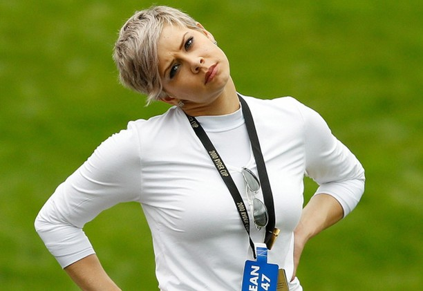 Holly Sweeney, Rory McIlroy's girlfriend is hot