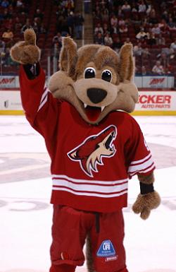 Howler the Mascot
