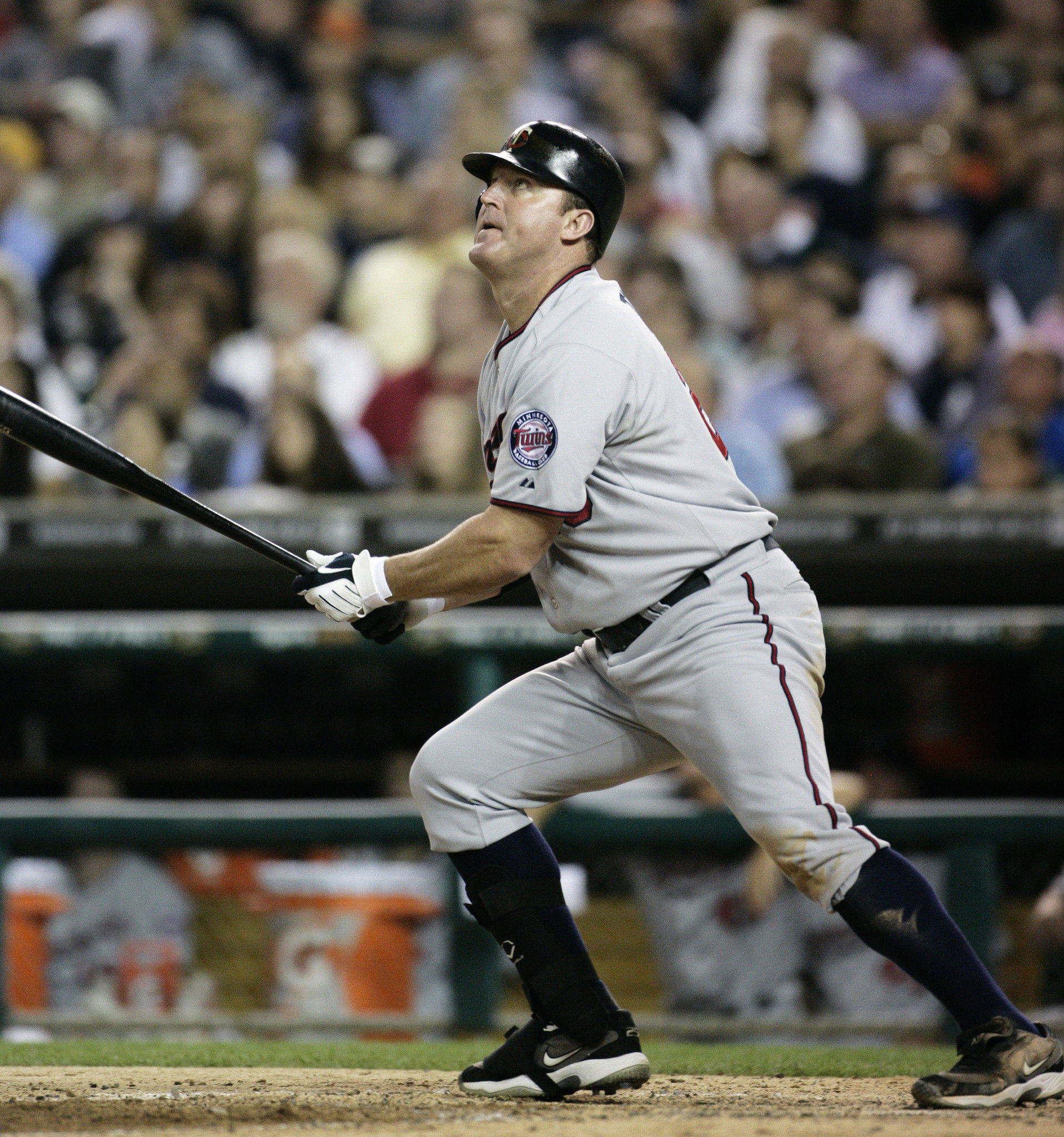 Jim Thome hits his 600th home run