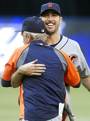 Give another no-hitter to JUSTIN VERLANDER | EndScore