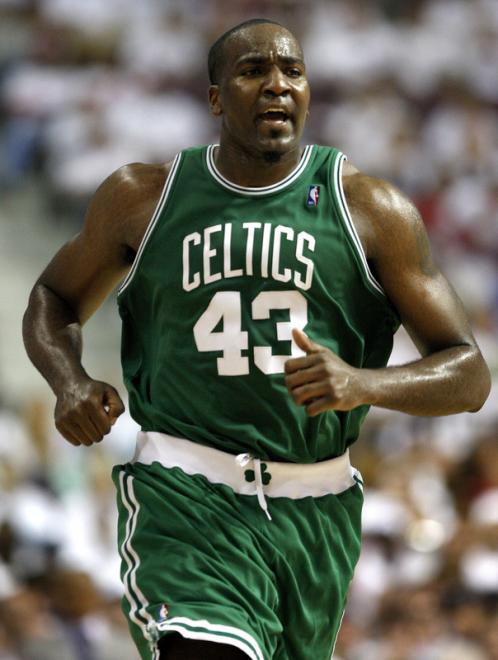 Kendrick Perkins traded away from the Boston Celtics