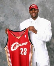 LeBron James #1