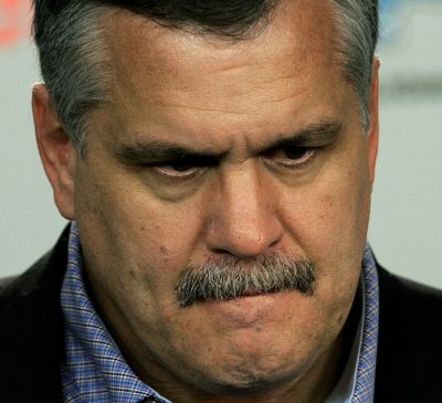 Matt Millen stunk as the Detroit Lions GM