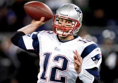 Tom Brady is the unquestioned leader of the New England Patriots