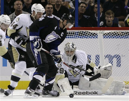 Penguins vs Lightning