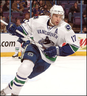 Ryan Kesler