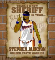 Stack Jack sheriff