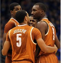Texas Longhorns end Kansas Jayhawks winning streak