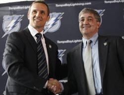 Steve Yzerman & Jeff Vinik