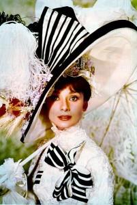 Audrey Hepburn - Eliza Doolittle