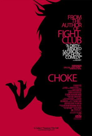 Official Choke poster