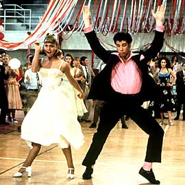 Grease - Olivia Newton-John and John Travolta