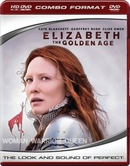 Elizabeth The Golden Age HD DVD